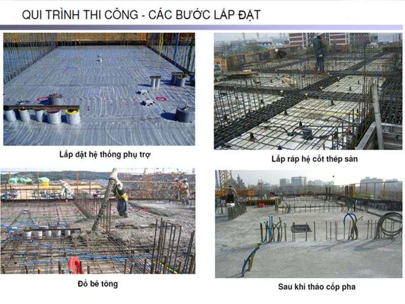 Chuyên thi công đóng coppha tại Quảng Nam